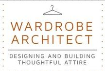 Wardrobe Planning / A quest for a stylish, flexible wardrobe. Information on capsule wardrobes as well as travel packing lists / by Sara Waters