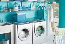 Decor |Laundry room / by Astrid