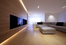 residential architecture - interior- / by Masato Tochika