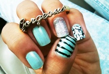 J'adore NAILS / by Brittany Wilson
