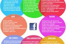 Facebook Training, Tips, & Infographics / by Melonie Dodaro