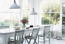 Kitchen and Dining / by Allison Petit