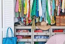 Closets & Storage Space / by Allison Petit