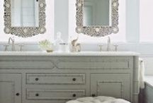 Bathrooms / by Allison Petit