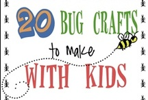Kids Crafts / Keep em' busy / by Liz {Liz on Call}