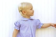 Children's clothing / by Allison Petit