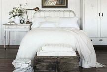 Bedrooms / by Allison Petit