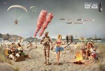 Publicidad que mola / Publicidad creativa y molona para inspirarse :) / by La Criatura Creativa