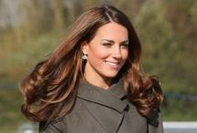 royal crush.  / Kate Middleton. / by Robin Jenkins