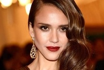 Red Carpet Beauty / Pictures of the Elle beauty team's favourite celebrity red carpet hair and make-up looks / by ELLE UK
