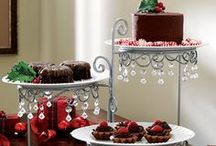 Holiday Entertaining / Follow us for unique and affordable Holiday Christmas entertaining ideas and essentials.  From holiday serveware to guest favors, holiday table linens and more, we're sure you'll discover a couple of things for your next Holiday get together, but even more you'll love our low prices and quick shipping too! / by Collections Etc.