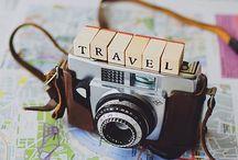 Nature & Travel / by Jill Cullum