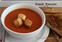Soups & Salads / One of my favorite things to order! / by Liz {Liz on Call}