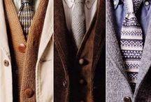 Men's Fashion / by Anita Trimbur