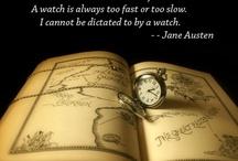 Lost in Austen / by Hollie Davis