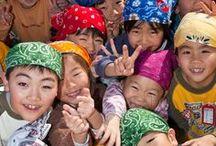 Children & People around the world / by Julie Hobbs