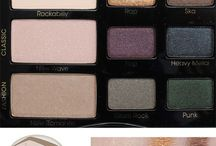 eyeshadow / by Heather McIntyre