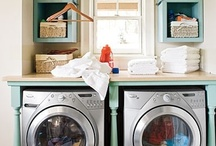Laundry Room / by Hollie Davis