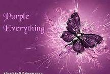 purple / by Sandy Lane
