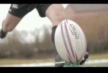 Rugby / Rugby, the only sport that has no rules. Laws govern this elegant violence.  / by James Wagner