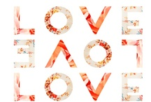 For The Love Of Fonts & Type / by Andrea Howe
