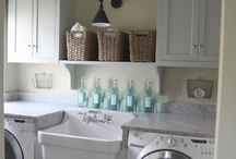 {Home} Laundry/Mud Room / by Patricia McKelvy