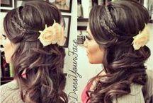 hair styles / by Sarina Biondo