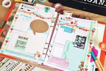 scrapbooking and ideas about / by Brigitte Thireau