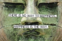 Happiness  / A Variety of Positive Inspirational Quotes to Bring YOU More Happiness! :) / by I AM Living Positive
