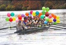 crew rowing / by Lori Weitzel