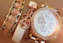 {Jewelery} Watches / by Patricia McKelvy