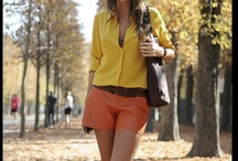 {Fashion & Style} Fall & Winter Style / by Patricia McKelvy