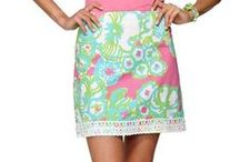 {Lilly Pulitzer} Shorts & Skirts / by Patricia McKelvy