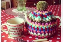 Yarn crafts / by Jacci Hall