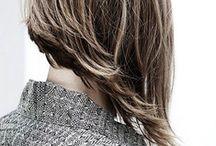 PRETTY HAIR.  / by Elizabeth Jacob