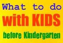 teaching and Head Start/PreK / early childhood resources and ideas / by Sophie Cooper