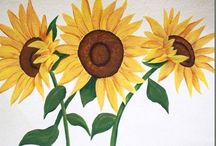 The Sunflower / by Heidi Bjorklund