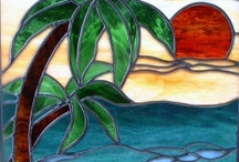 For the LOVE of STAINED GLaSS / by Judy Colquitt-Huffman