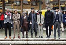 M E N'S _ S T Y L E / Images of men's personal style that I like / by Miranda Bru