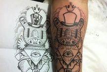 Tattoos / by Johana Barretto