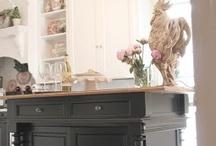 kitchens / by Denise Clark