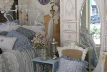 bedrooms  / by Denise Clark