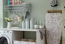 laundry room / by Denise Clark
