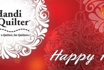 Handi Quilter Christmas / by Marilyn Rogez