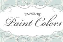 paint colors  / by Denise Clark