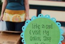 Shop operation info  / by Denise Clark