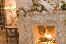 Fireplaces  / by Denise Clark