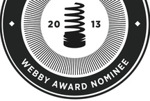 Official Webby Awards / Veteran Pictures has been twice recognized by the International Academy Digital Arts & Sciences for excellence in Online Film & Video - Best Writing & Drama.  / by Carlo Treviso Pictures