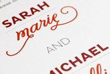 fonts / by Sheri Danko