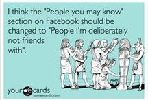 ECards & Funnies / Things that make me laugh! / by Ginger G